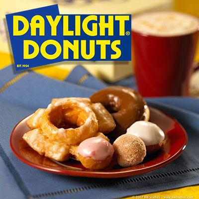 specialty pastry from Daylight Donuts