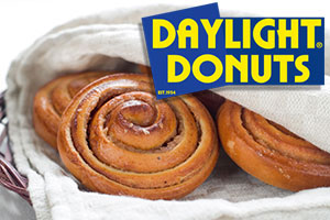 Cinnamon Rolls, fancy donuts, specialty pastry and more in Raleigh NC