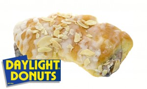 Awesome pastries at Daylight Donuts of Raleigh NC