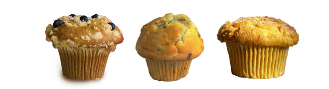 Muffins Raleigh NC